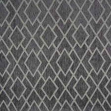 Charcoal Metallic Drapery and Upholstery Fabric by Greenhouse