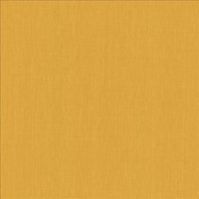 Mustard Drapery and Upholstery Fabric by Kasmir