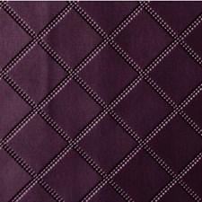Purple Rain Metallic Drapery and Upholstery Fabric by Kravet