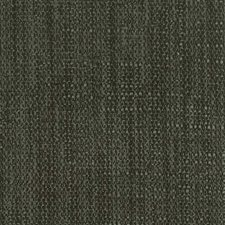 Gunmetal Drapery and Upholstery Fabric by Stout