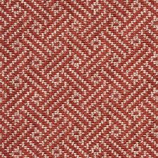 Brick Drapery and Upholstery Fabric by G P & J Baker