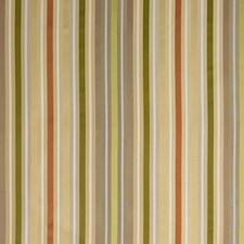 Sienna/Bronze/Olive Stripes Drapery and Upholstery Fabric by G P & J Baker