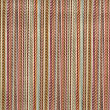 Sienna/Teal Velvet Drapery and Upholstery Fabric by G P & J Baker
