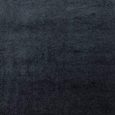 Indigo Velvet Drapery and Upholstery Fabric by G P & J Baker