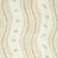 Taupe/Oys Ikat Drapery and Upholstery Fabric by Lee Jofa