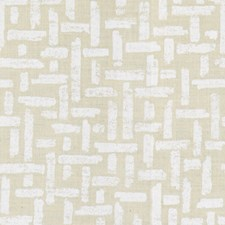 White/Nat Modern Drapery and Upholstery Fabric by Lee Jofa