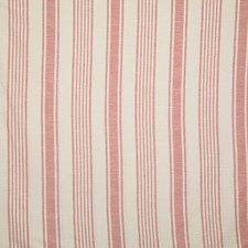Papaya Stripe Drapery and Upholstery Fabric by Pindler