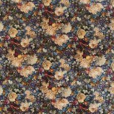 Floral Velvet Upholstery And Drapery Fabric By G P J Baker