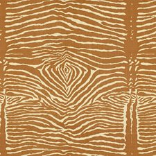 Caramel Animal Skins Drapery and Upholstery Fabric by Brunschwig & Fils