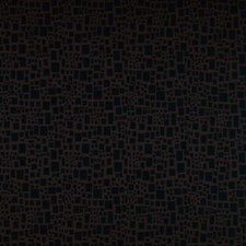 Black Geometric Drapery and Upholstery Fabric by Brunschwig & Fils