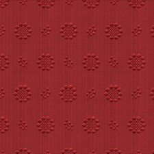 Red Currant Ottoman Drapery and Upholstery Fabric by Brunschwig & Fils