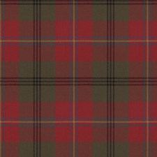 Redwood Plaid Drapery and Upholstery Fabric by Brunschwig & Fils