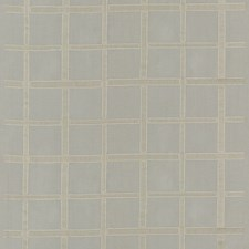 Silver Sheer Drapery and Upholstery Fabric by G P & J Baker