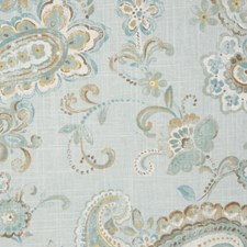 Waterfall Drapery and Upholstery Fabric by RM Coco