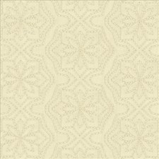 Beige Drapery and Upholstery Fabric by Kasmir