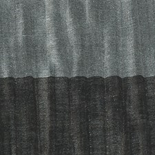 Silver/Black Drapery and Upholstery Fabric by Scalamandre