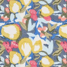 Summer Bouquet Drapery and Upholstery Fabric by Scalamandre