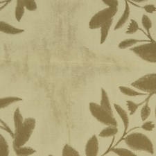 Soft Gold Drapery and Upholstery Fabric by Scalamandre