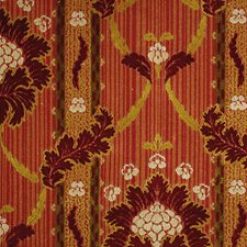 Reds Drapery and Upholstery Fabric by Scalamandre