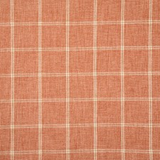 Blush Check Drapery and Upholstery Fabric by Pindler