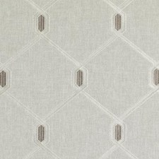 Pewter Diamond Drapery and Upholstery Fabric by Duralee