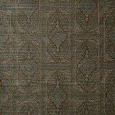 Bluestone Ethnic Drapery and Upholstery Fabric by Pindler