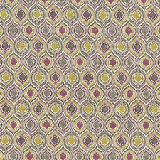 Purple Haze Drapery and Upholstery Fabric by Kasmir