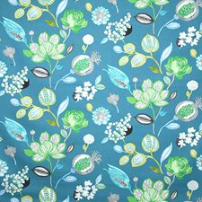 Bluejay Contemporary Drapery and Upholstery Fabric by Pindler
