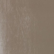Putty Faux Leather Drapery and Upholstery Fabric by Duralee