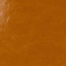Terracotta Faux Leather Drapery and Upholstery Fabric by Duralee