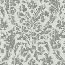 Zinc Damask Drapery and Upholstery Fabric by Duralee