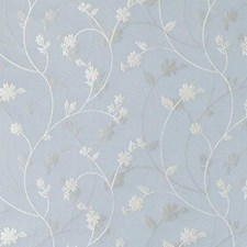Cornflower Faux Silk Drapery and Upholstery Fabric by Duralee