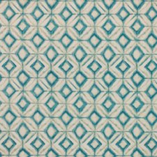Verdigris Drapery and Upholstery Fabric by RM Coco