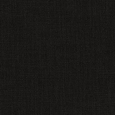 Black Solid Drapery and Upholstery Fabric by Duralee