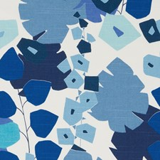 Lapis Abstract Drapery and Upholstery Fabric by Duralee