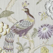 Mineral Birds Drapery and Upholstery Fabric by Duralee