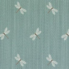 Peacock Drapery and Upholstery Fabric by Duralee