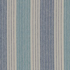 Caribbean Stripe Drapery and Upholstery Fabric by Duralee