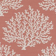Flamingo Nautical Drapery and Upholstery Fabric by Duralee