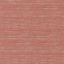 Terracotta Stripe Drapery and Upholstery Fabric by Duralee