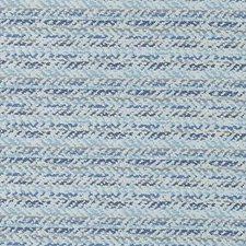 Marine Herringbone Drapery and Upholstery Fabric by Duralee