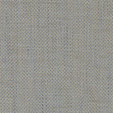 Natural/Blue Herringbone Drapery and Upholstery Fabric by Duralee