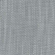 Charcoal Herringbone Drapery and Upholstery Fabric by Duralee