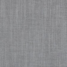 Grey Herringbone Drapery and Upholstery Fabric by Duralee