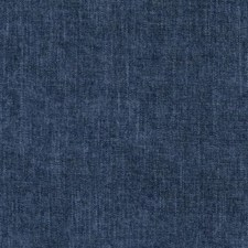 Marine Chenille Drapery and Upholstery Fabric by Duralee