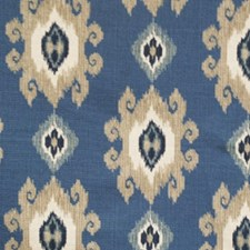 Crater Lake Drapery and Upholstery Fabric by RM Coco