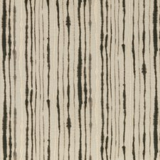Charcoal Ethnic Drapery and Upholstery Fabric by Threads
