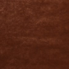 Rust Velvet Drapery and Upholstery Fabric by Threads