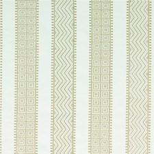 Bronze Embroidery Drapery and Upholstery Fabric by Threads