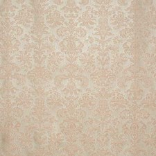 Blush Damask Drapery and Upholstery Fabric by Pindler